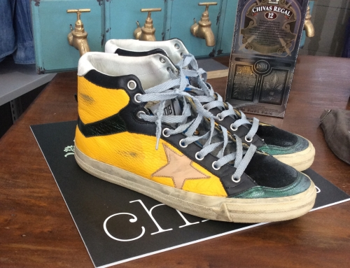 GOLDEN GOOSE n.40  €80