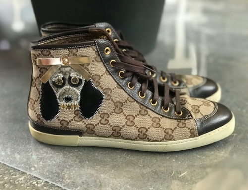 Sneackers GUCCI n.39 €150